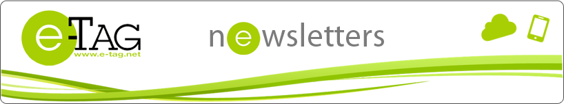 Newsletters e-Tag