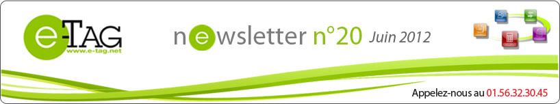 Header Newsletter