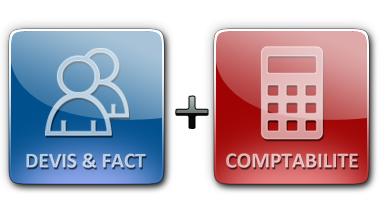 Pack créateur devis factures + comptabilité