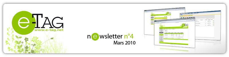 Newsletter Fevrier 2010