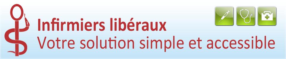 Infirmiers libéraux, votre solution simple et accessible